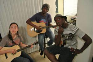 Artists Jamming